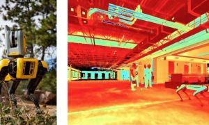 Boston Dynamics Membuat Lengan Robot dan Stasiun Pengisi daya