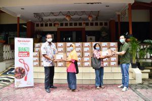 Efektivitas Program CSR Sharp Berbuah Nusantara CSR Awards 2020