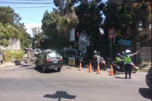 Antisipasi Kemacetan di Libur Panjang, 160 Personel Polres Cimahi Disiagakan