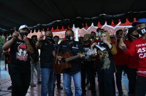 Bala Dewa Tak Ingin Pilwali Surabaya Timbulkan Perpecahan