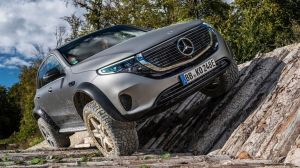 EQC 4x4, Bukti Mercedes-Benz Tak Hanya Jago Bikin Sedan Mewah