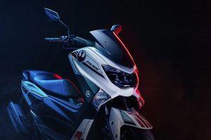 Setelah Jepang, Brasil Luncurkan Yamaha NMax Lama Bercorak Star Wars
