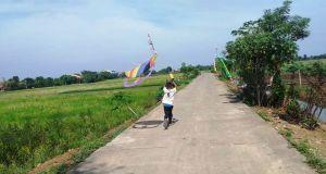 Jalan Mulus berkat TMMD, Harga Tanah Warga di Desa Ini Naik Drastis