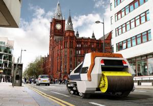 Liverpool Memiliki Teknologi Otonom Perbaikan Lubang di Jalan Raya