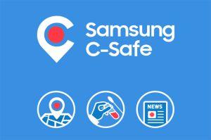 Besutan Anak Bangsa, Samsung C-Safe Bikin Anda Menjauh dari Virus Corona