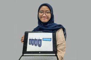 Tim Mahasiswa ITS Rancang Pengolahan Limbah Domestik Tanpa Emisi
