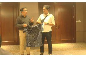 Kunjungi Jateng, Ridwan Kamil Minta Warga Tak Mudik Libur Panjang