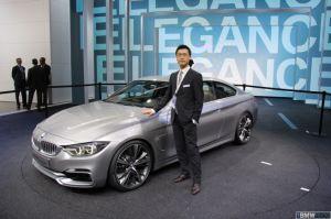 Para Mantan Orang Penting BMW Ramai-ramai Kumpul di KIA