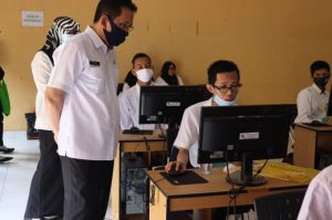 Disnakertrans Muba Fasilitasi Pelatihan Operator Komputer bagi Penyandang Disabilitas