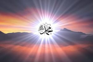 Detik-detik Lahirnya Nabi Muhammad, Cahaya Memancar Antara Timur dan Barat