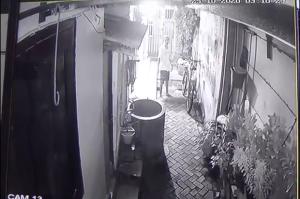 Nekat, 3 Pencuri Sikat Sepeda di Surabaya dengan Menerobos Pagar