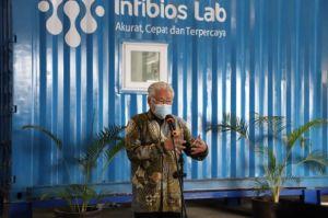Laboratorium Fokus PCR Test Pertama Siap Dibuka di Yogyakarta