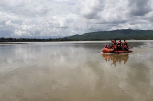 Banjir Cilacap, Ratusan Warga Dievakuasi ke Posko Pengungsian