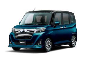 Daihatsu Thor untuk Pasar Jepang Dibekali Beragam Fitur Cangih
