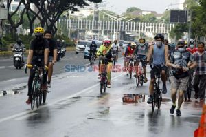 Pesepeda Dijambret di Kembangan, Ponsel Berharga Puluhan Juta Raib
