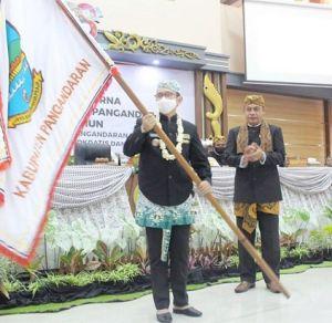 Tamu DPRD Pangandaran Wajib Terapkan Protokol Kesehatan