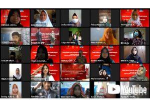 Peringati Hari Sumpah Pemuda, UI Lantik 100 Pelajar Penggiat Pancasila