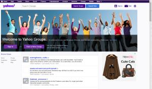 Klarifikasi Yahoo: Yahoo Groups Ditutup, tapi Yahoo Mail Tetap Ada
