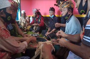 Melihat Sakralnya Ritual Mesaji Geding Kedaton Sukadana di Lombok Timur
