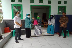Cimahi Menuju Zona Hijau, Sejuta Masker Dibagikan di Kelurahan Cibabat