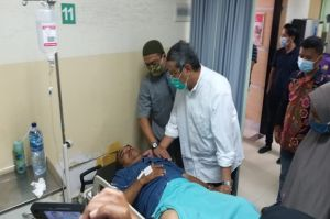 Ketua Pemenangan Dicelakai Pendukung Paslon Lain, Benyamin: Jangan Terpancing