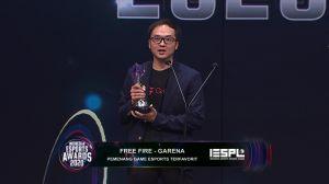 Garena Free Fire Dinobatkan Sebagai Game Mobile Esports Terbaik Dunia, Setujukah Anda?
