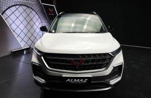 Cuma 100 Unit, Wuling Almaz Limited Edition Punya 3 Fitur Baru, Apa Saja?