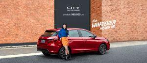 Honda City Hatchback Resmi Meluncur, Sorry Tak Mirip Honda Jazz