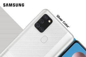Memori Gede, New Galaxy A21s Pas untuk Bikin Konten Bisnis Online