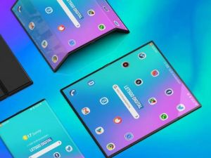 Xiaomi Patenkan Ponsel Layar Lipat dengan Kamera Pop up