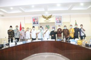 Jadi Percontohan Pengelolaan ZIS, Pansus VI DPRD Bangka Belajar ke Muba