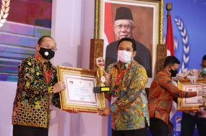 Pemkot Tangerang Raih Penghargaan Pengelolaan Pengaduan Pelayanan Publik 2020