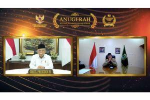 Pemerintah Provinsi Banten Raih Kategori Informatif