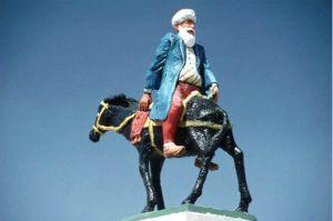 Canda Ala Sufi: Sapi yang Mengetahui Kesalahannya