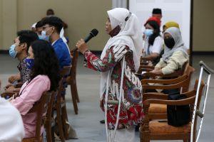 Soal Pembangunan Kota Surabaya, Ini Pengakuan Mengejutkan Penyandang Disabilitas