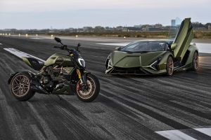 Ducati Resmi Perkenalkan Lamborghini Diavel 1260