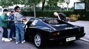 Maradona, Ferrari Hitam, Godfather dan Permintaan yang Tak Bisa Ditawar
