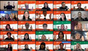 SMA BINUS Serpong Menangi Kompetisi Ide Bisnis Sosial KIWI Challenge 2020