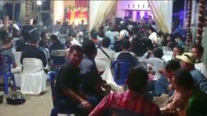 Timbulkan Kerumunan Massa, Syukuran Pernikahan di Palangkaraya Dibubarkan