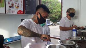 Di Cafe Ini, Mantan Narapidana Bisa Bekerja dan Belajar Meracik Kopi