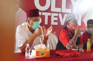 Didukung Relawan Jawa Gorontalo, Olly Ingatkan Bahaya Pemimpin Penebar Janji Manis