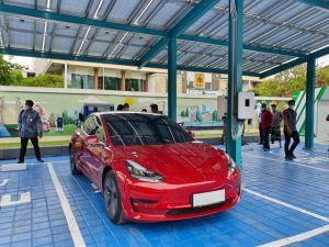 PLTS Atap PJB Jadi Pilar Baru Green Energy