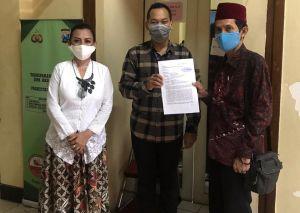 Dua Warga Surabaya Laporkan Dugaan Penyelewengan Bantuan BNPB ke Polrestabes