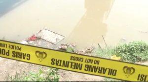 Dikira Bangkai Kucing, Ternyata Jasad Bayi Mengapung di Sungai Madiun