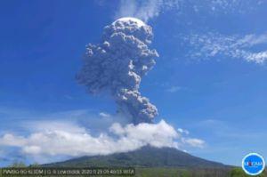 Status Gunung Ili Lewotolok Naik Jadi Siaga, Hindari Aktivitas di Radius 4 Km