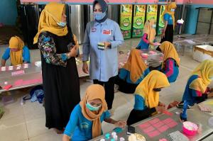 Kunjungi UMKM Pancake Durian, Calon Bupati Independen Ini Janji Bantu Akses Permodalan