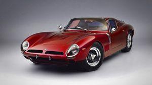 Mobil Sport Lama Italia, Bizzarini, Dihidupkan Kembali