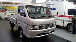 New Carry Pick-Up Jadi Tulang Punggung Kendaraan Niaga Ringan di RI