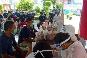Perketat Prokes, Hasil Swab Test Ribuan Warga Binaan di Lapas Narkotika Jakarta Negatif Covid-19