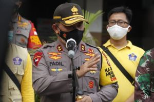 Polisi Masih Cari Tersangka Dugaan Pelanggaran Protokol Kesehatan di Petamburan